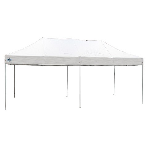 King Canopy Explorer Instant Canopy - White (10'x20')
