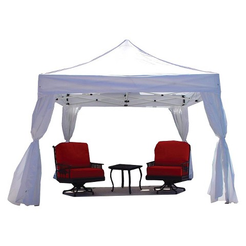 King Canopy Duralite Instant Canopy - White (10'x10')