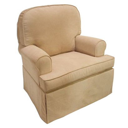 Newco Willow Swivel Glider Chair