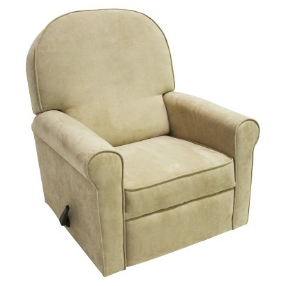 Rockabye Velvet Jayden Recliner Chair