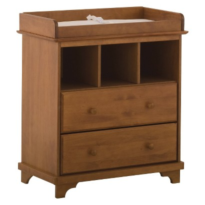 Stork Craft Lily 2-Drawer Changer Chest