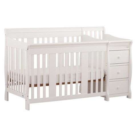 Stork Craft Portofino Crib and Changer