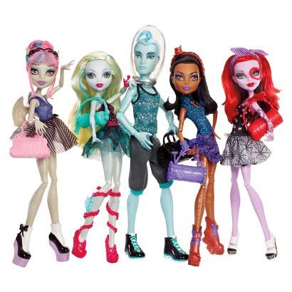 Monster High Dance Class 5-Pack