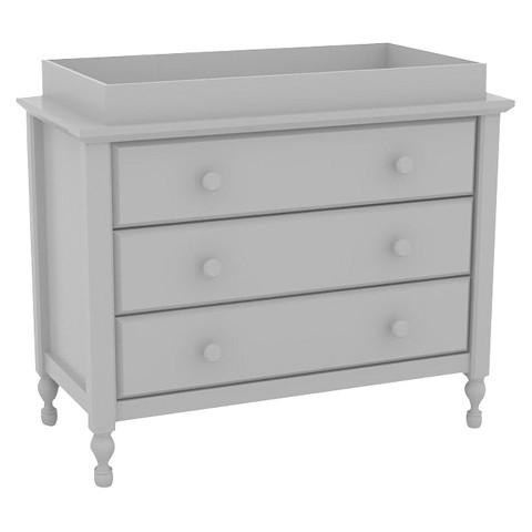 Lolly & Me Bailey Combo Changer Dresser