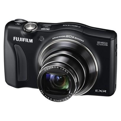 Fujifilm FinePix F850EXR 16MP Digital Camera with 20x Optical Zoom
