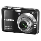 Fujifilm FinePix AX650 16MP Digital Camera with 7.2x Optical Zoom - Black