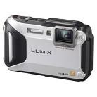 Panasonic LUMIX DMC-TS5 16.1MP Digital Camera with 4.6x Optical Zoom - Black
