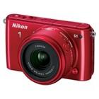 Nikon 1 S1 10.1MP Digital Camera with 11-27.5mm Lens