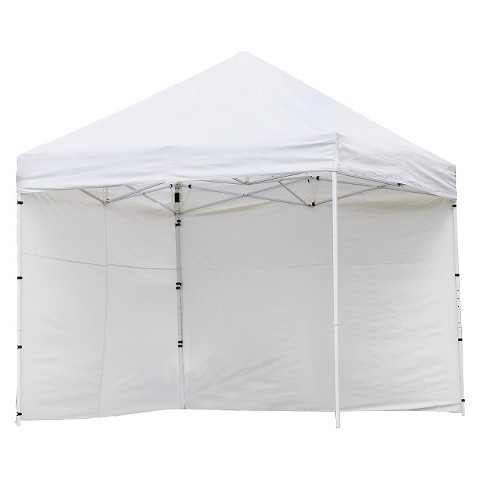 King Canopy Explorer 2 Pack Sidewall Kit - White (10')