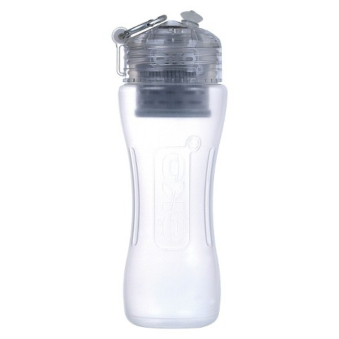 OKO 1000ml Bottle With L2Filter - Clear