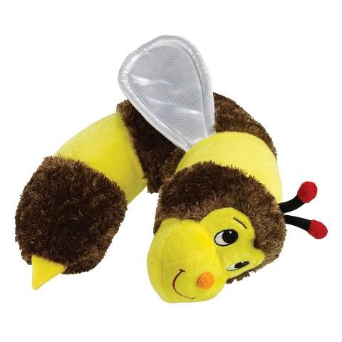 Li'l Lewis Pillow - Yellow/Brown