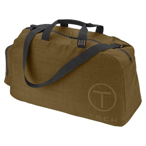 T-TECH by TUMI Packable Gym Bag - Brown