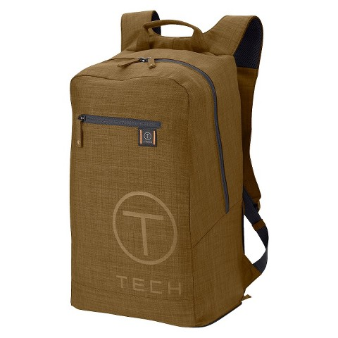 T-TECH by TUMI Packable Backpack - Brown