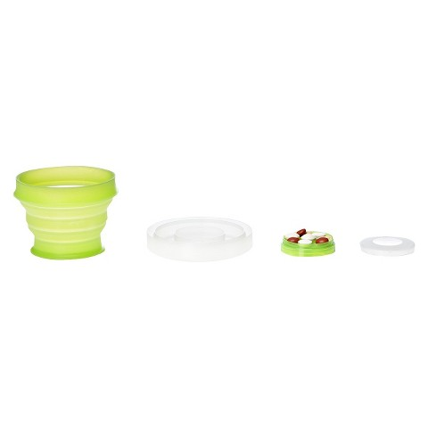 Humangear GoCup 8oz Large Travel Containers - Green