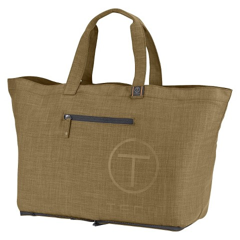 T-TECH by TUMI Packable Tote - Brown