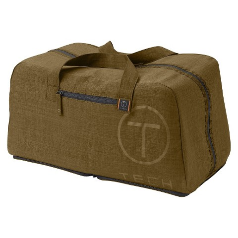 T-TECH by TUMI Packable Duffel - Brown