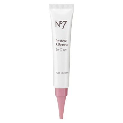 No7 Restore and Renew Eye Cream - 0.51 oz