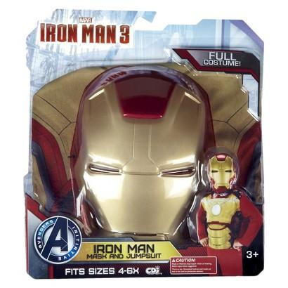 Image of Iron Man 3 Mark 42 Full Dress Up Set