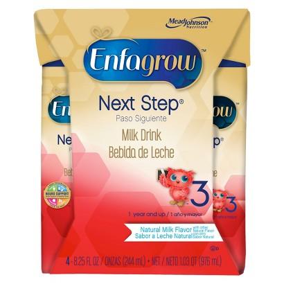Enfamil Enfagrow Milk Flavor Ready to Use Bottle 8.25oz - 24 count
