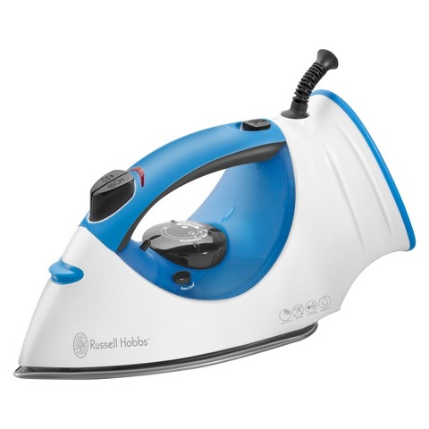 Russell Hobbs Easy Fill Iron - Blue