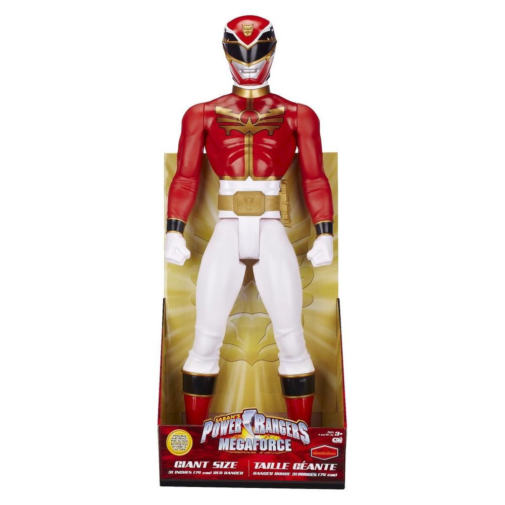 Power Rangers Megaforce Ranger - Red (31)