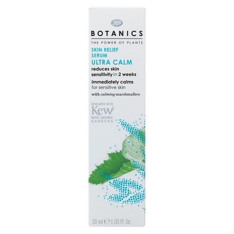 Boots Botanics Ultra Calm Skin Relief Serum - 1 oz