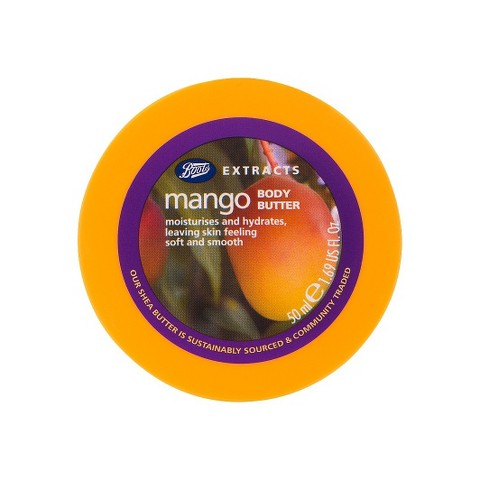 Extracts Body Butter - Mango (1.69 oz)
