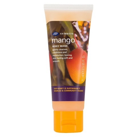 Extracts Mango Body Wash - 2.5 oz