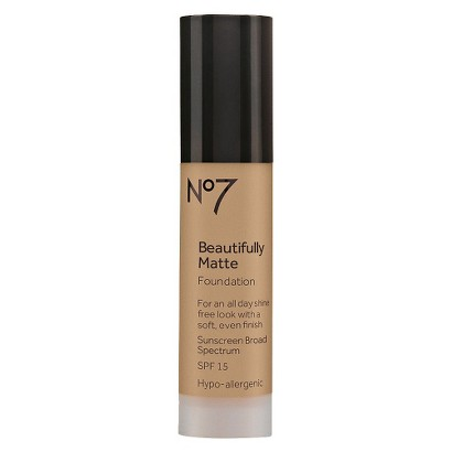 No7 Beautifully Matte Foundation SPF 15