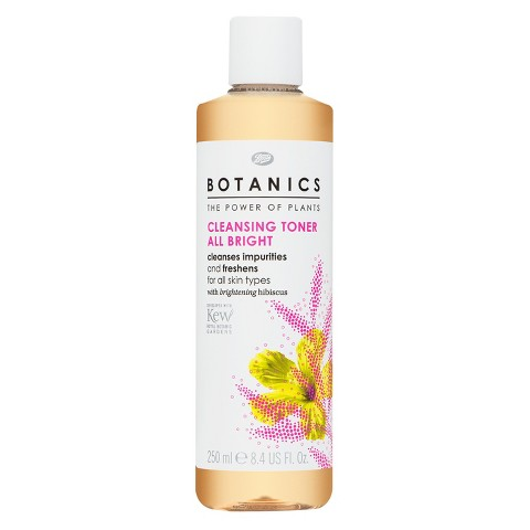 Boots Botanics All Bright Cleansing Toner - 8.4 oz