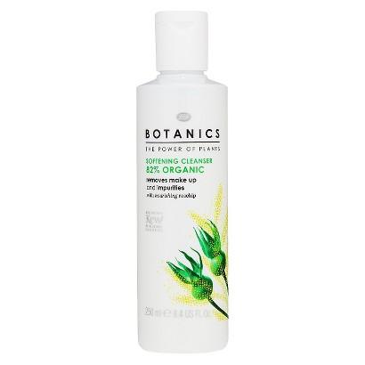 Boots Botanics Organic Softening Cleanser - 8.4 oz