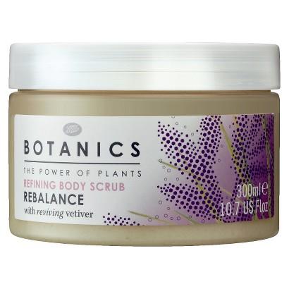 Boots Botanics Rebalance Refining Body Scrub - 10.7 oz