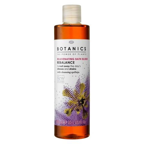 Boots Botanics Rebalance Rejuvenating Bath Elixir - 10.1 oz