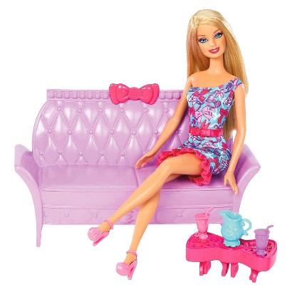 Barbie Glam Dining Room Furniture Set