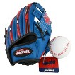 Easton Spiderman Tball Glove with Ball