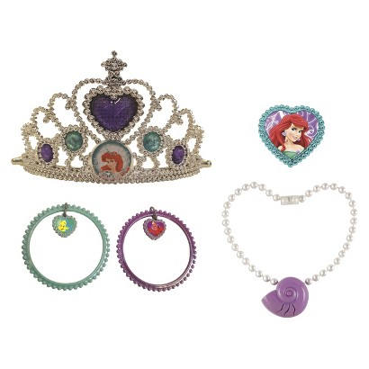 Disney Ariel's Lights and Sound Jewelry Set