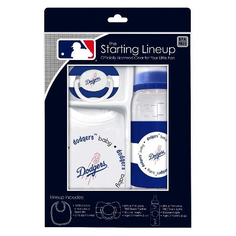 Los Angeles Dodgers Team Color Gift Set