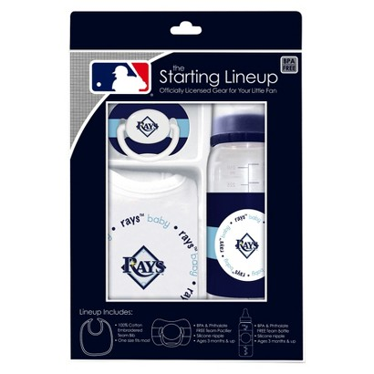 Tampa Bay Rays Team Color Gift Set