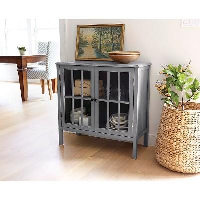 threshold windham accent cabinet