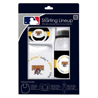 MLB Team Color Gift Set - Pittsburgh Pirates