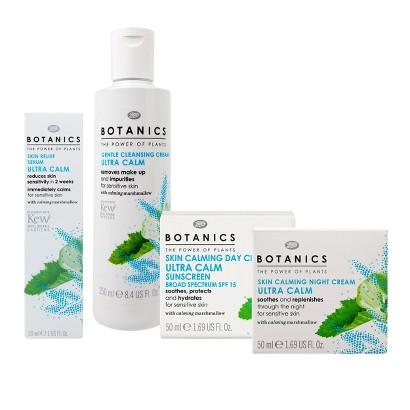 Botanics Ultra Calm Skin Collection