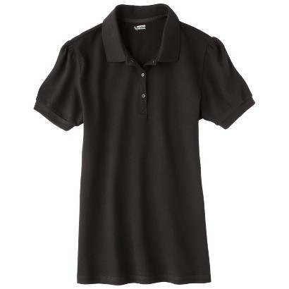 French Toast® Girls' School Uniform Short-Sleeve Fitted Polo