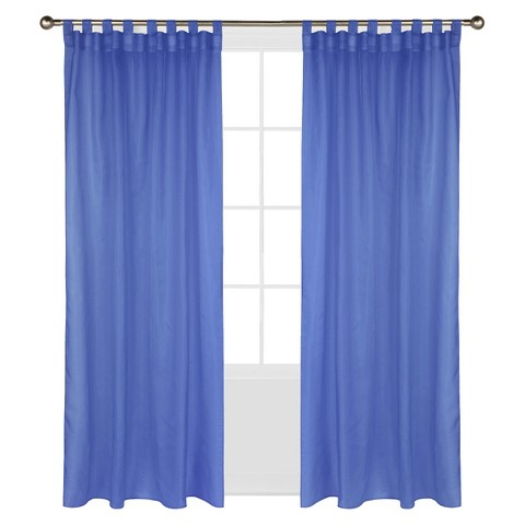 Outdoor Decor™ Escape Hook & Loop Indoor/Outdoor Curtain Panel
