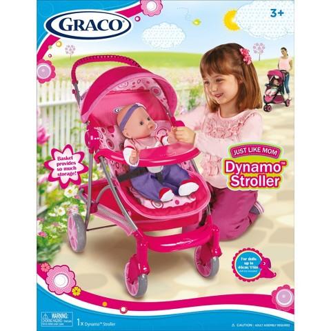 Graco Just Like Mom Dynamo Stroller