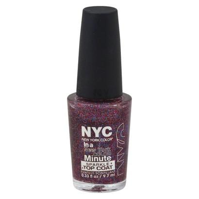 NYC Nail Color - Dazzle