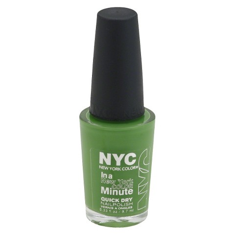 NYC In a NY Minute Nail Color