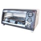 Black & Decker Black Toaster Oven  - 4 Slice