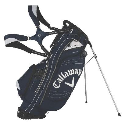 Callaway Hyperlite 4.5 Golf Bags - Navy Blue