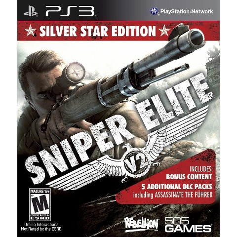 Sniper Elite V2: Silver Star Edition (Playstation 3)