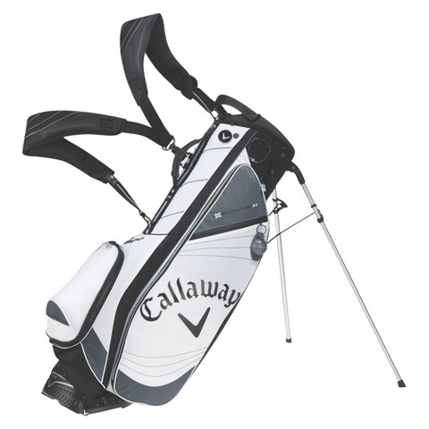 Callaway Golf WHITE/CHARCOAL BG CG STN HYPERLITE 3.5